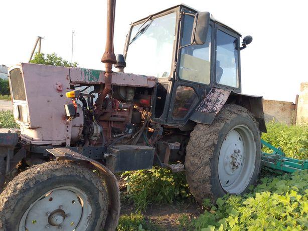 Трактор ЮМЗ двигатель ивеко