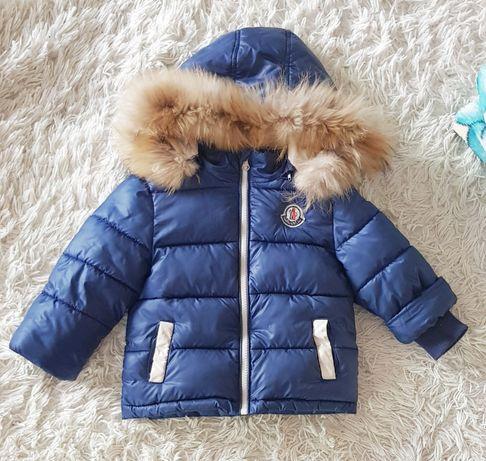 Moncler детская куртка