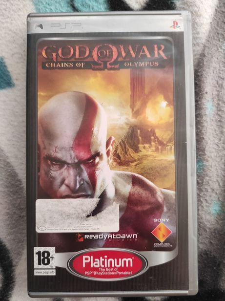 God of War - Chains of Olympus PSP PL