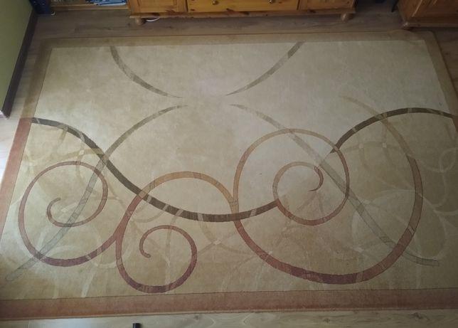 Dywan wełniany z kolekcji SELMA SAHARA 300x200 cm