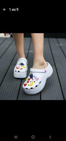 Прикольные Джибитсы- Украсят Вашу обувь или обувь Вашего малыша.