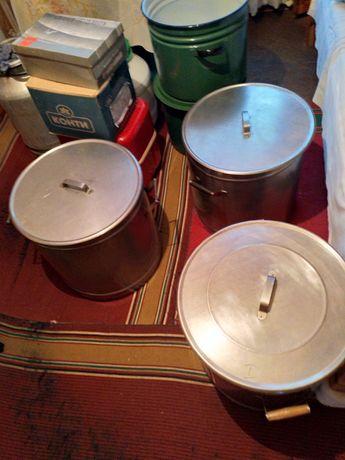 Кастрюля 72 литра из нержавейки