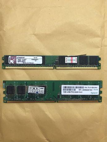 Оперативная память DDR2.