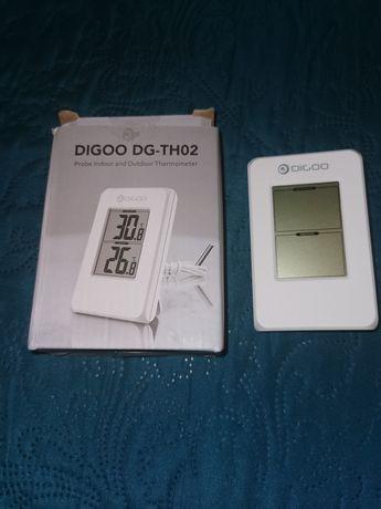 Termómetro de sonda digital