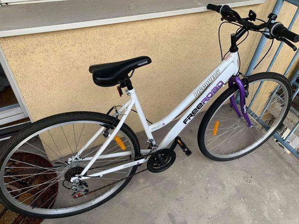 NOWY rower górski FREEROAD + gratisy