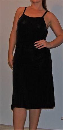 Sukienki nowe Anna scot sliczne czarne letnie sexi M i L