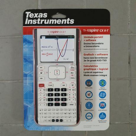 NOVA / SELADA - Calculadora Gráfica Texas Ti Nspire CX II-T