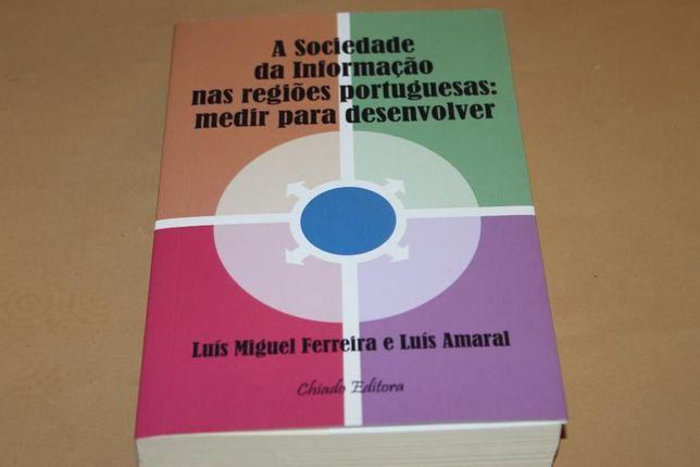 A Sociedade da Informação nas Regiões Portuguesas: