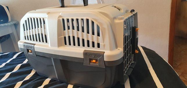 Gaiola transporte de cachorros ou gatos