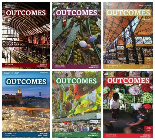 Outcomes, Second Editions – National Geographic