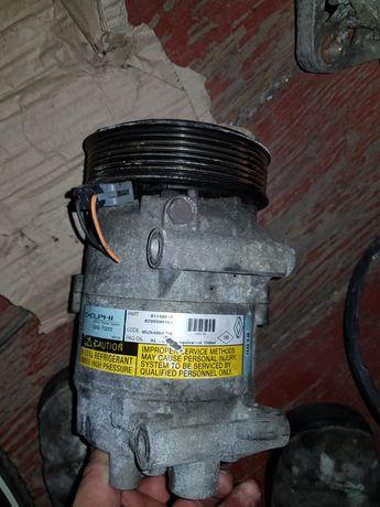 Sprężarka klimatyzacji kompresor vivaro renault 1.9cdti