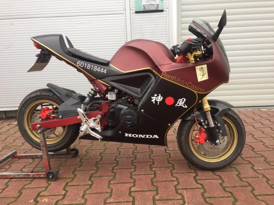 Honda MRX125 Warszawa - image 1