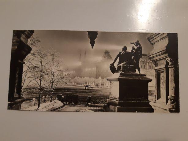 Pocztówki z Rosji, Rzymu i Pargi lata 50 i 60.