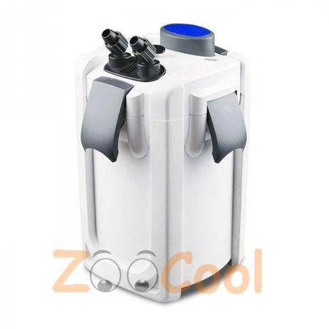Внешний наружный био фильтр для аквариума до 400л. SunSun HW-702А full