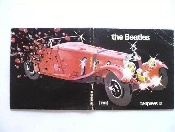 The Beatles - zestaw 2 singli, winyl