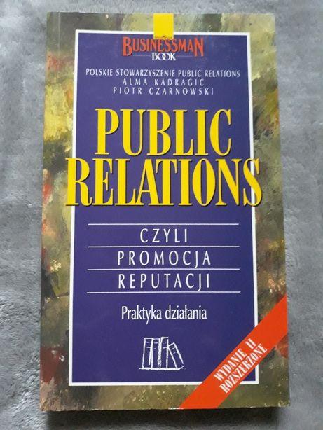 Public Relations czyli promocja reputacji- praktyka działania, pojęcia