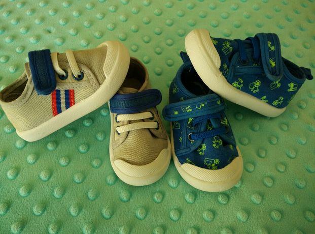 Buty,buciki, tenisówki,trampki,rozmiar 19 i 20
