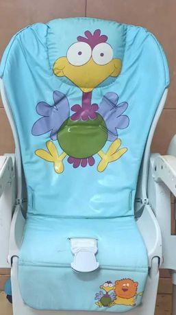 Forro Redutor Cinto Tabuleiro Cadeira Refeição CHICCO Polly magic