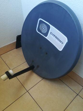 Antena satelitarna (talerz) + konwektor