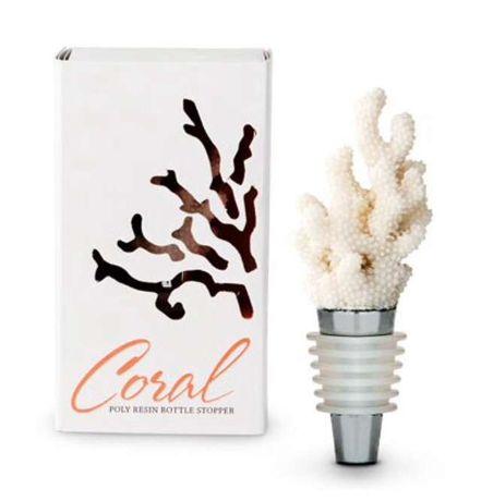 Rolha para garrafa Coral
