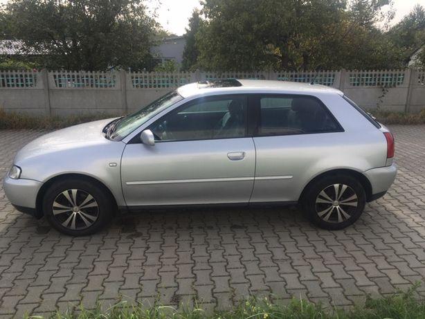 W 100% sprawne, niezawodne Audi A3 1.9 Tdi 90kM