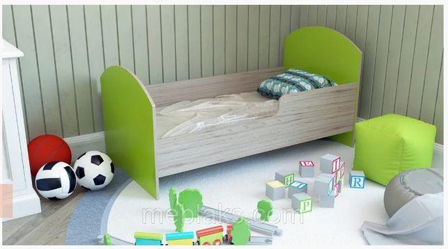 Детская новая кроватка 700/1400