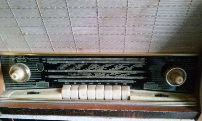 Радиола Латвия СССР