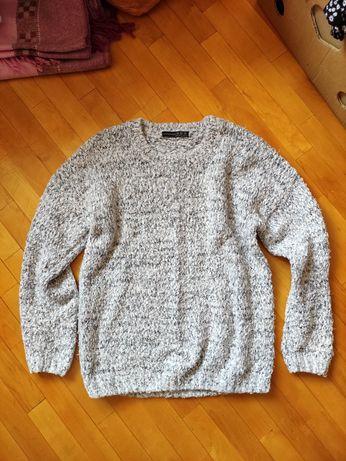 Мягкий, теплый свитер на осень, зиму Atmosphere вязанный свитшот