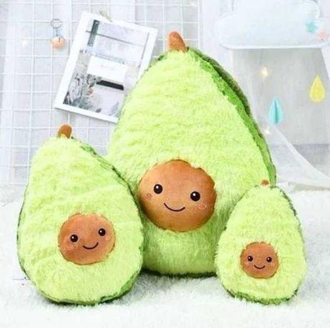 Мягкая игрушка антистресс семья плюшевых авокадо