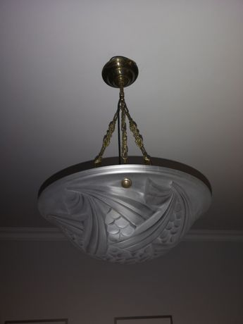 Lampa antyczna artdeco