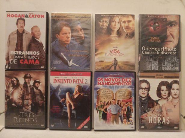 DVD's + DVD's+ DVD's  (baratissimos) lote 3