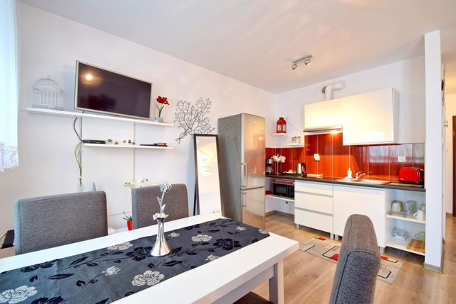Apartament Kryształowy Amber Sand w Kołobrzegu (38m2)