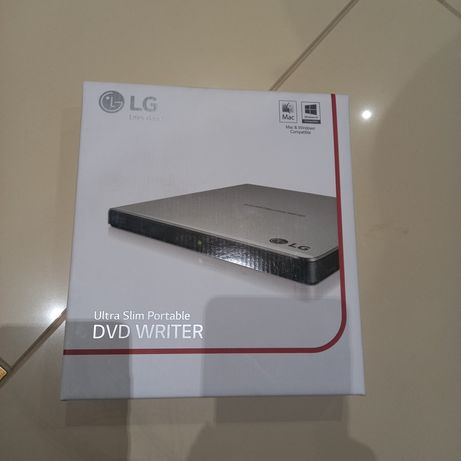 Odtwarzacz płyt DVD mały przenośny LG