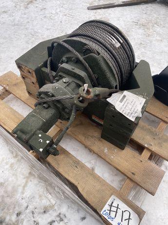 Nowa Wciągarka Wyciągarka Hydrauliczna Lina 16mm