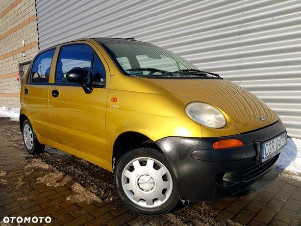 Daewoo Matiz 2000 Rok Gotowy Do Jazdy  Bez Rdzy  Zadbany