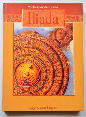 ILIADA Wielkie dzieła starożytności