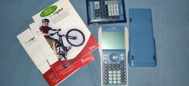 Calculadora gráfica Texas Ti-nspire + teclado ti-84