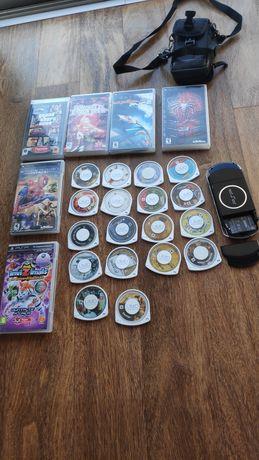 PSP 3004 mais 24 jogos