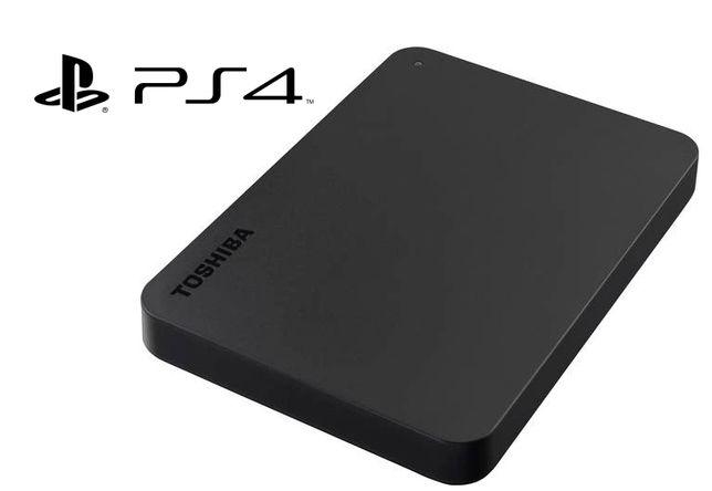Dysk zewnętrzny 1TB Konsola PS4