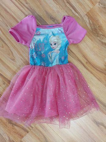 Elsa sliczma sukienka