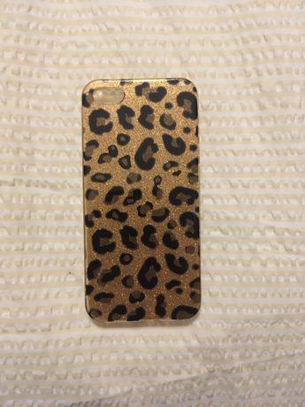 Capa de IPHONE 5 SE 5S 5SE * Leopardo