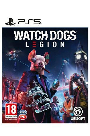 Watch Dogs Legion ps 5 nowa folia