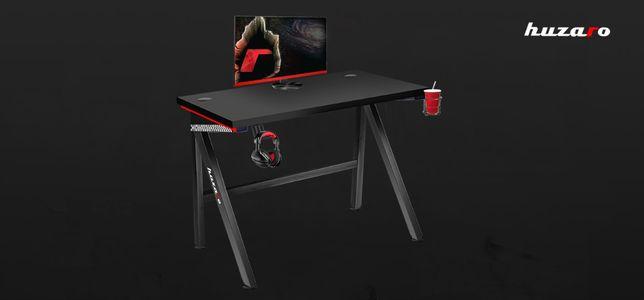 Biurko pod komputer Gamingowe Huzaro Hero 2.0 do biura komputerowe