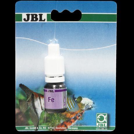 JBL Test Fe - test na obecność żelaza (uzupełnienie)
