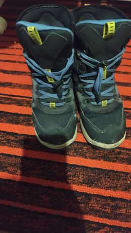 Зимние ботинки 34-35 р
