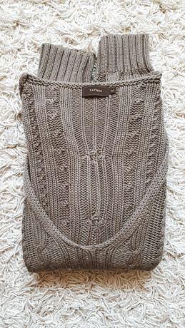 Sweter khaki Tatuum M