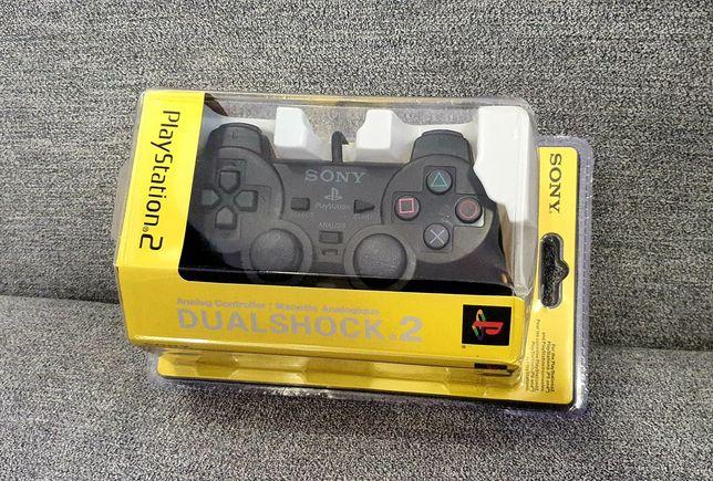 Playstation 2 PS2  Dualshock2 Kontroler Pad NOWY!
