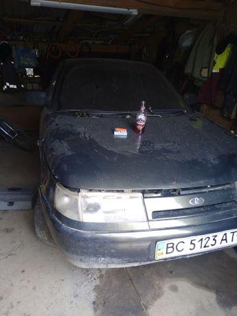 Продаю машину ваз 2110 після дтп мотор після кп ремонту