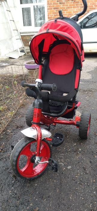 Продам детский велосипед. Покотиловка - изображение 1