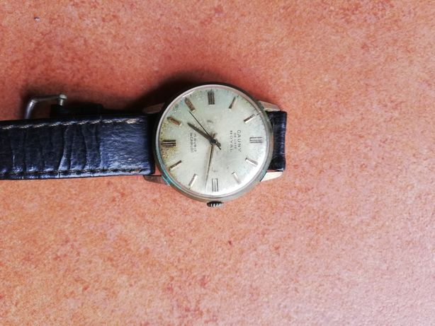 Relógios antigos cauny